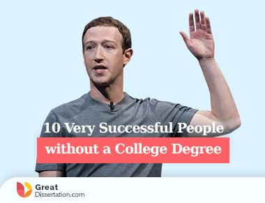 10 Very Successful People without a College Degree